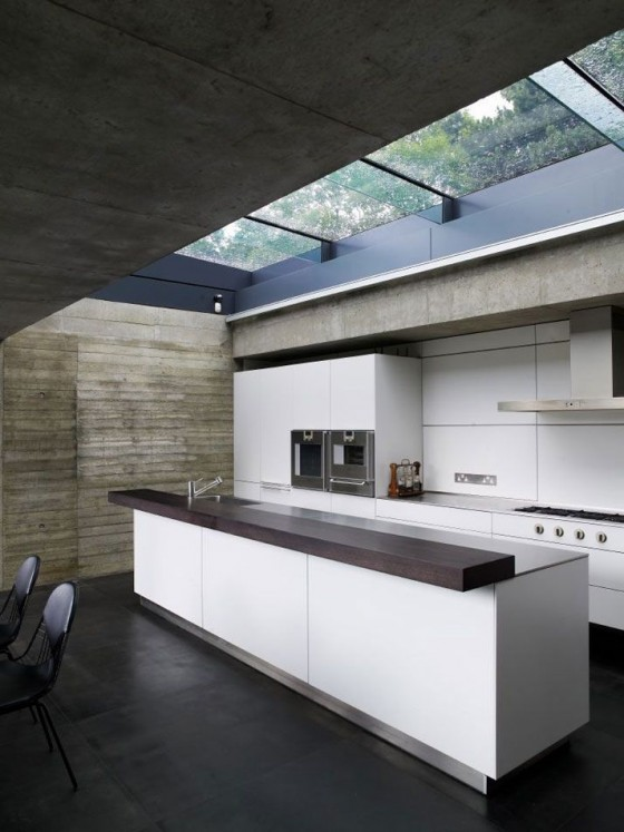 Elliott House – North London, by Eldridge-Smerin Architects