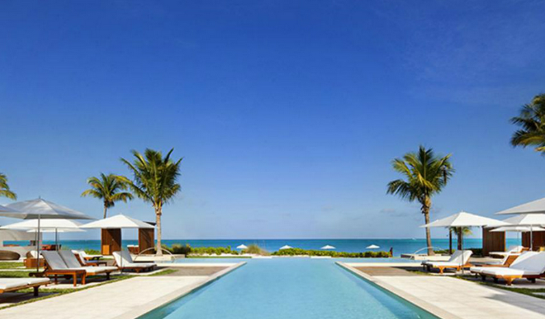 Grace Bay Club, Ilhas Turcas e Caicos