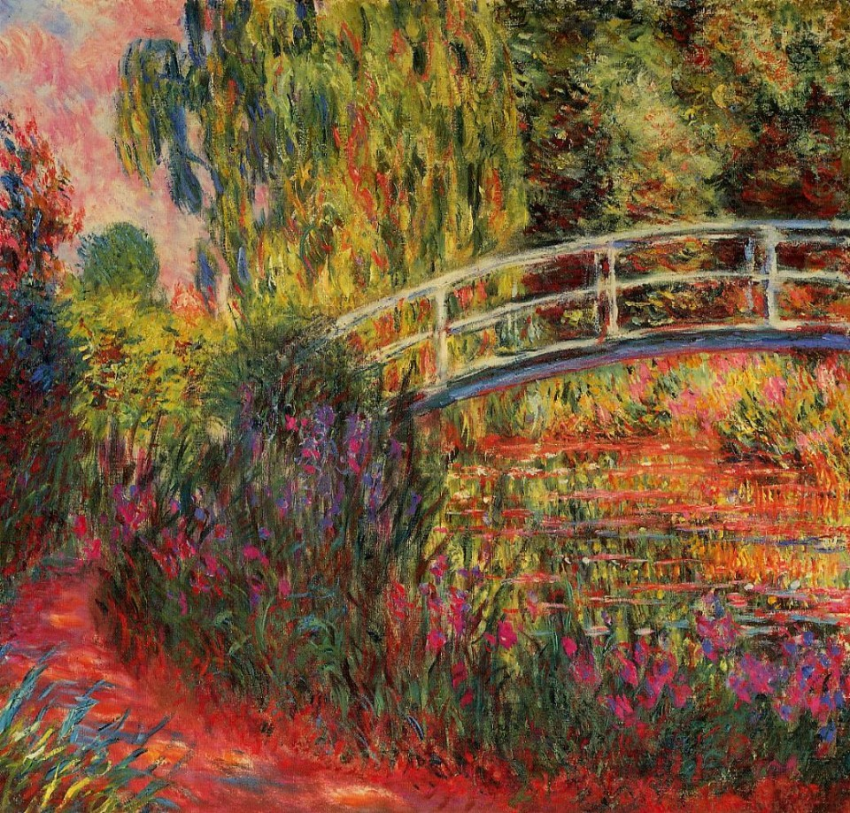 Water-Lily_Pond_1900_Claude_Monet_Boston_MFA blog-da-arquitetura