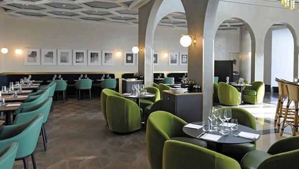 restaurantes em aeroportos trazem chefs estrelados blog da arquitetura. Black Bedroom Furniture Sets. Home Design Ideas