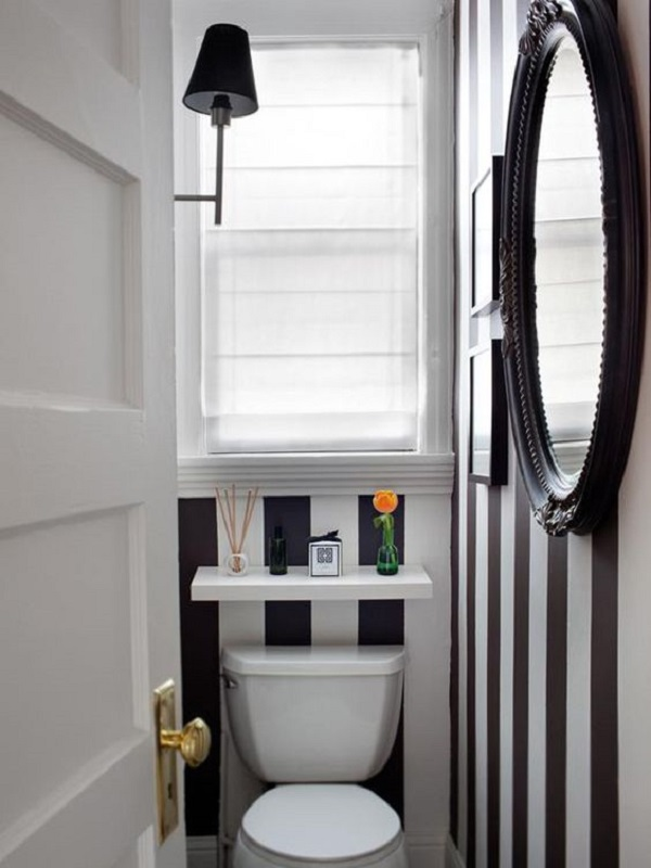 6 dicas para decorar pequenos lavabos for Decorar lavaderos pequenos