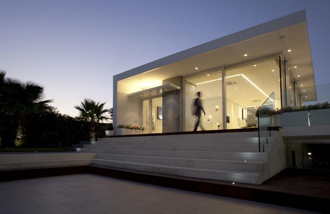 Blog da arquitetura minimalismo tend ncia blog da for Casa minimalista blog