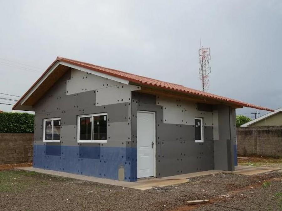 Casa sustent vel 25 mais barata e fica pronta em 6 dias for Casa moderna baratas
