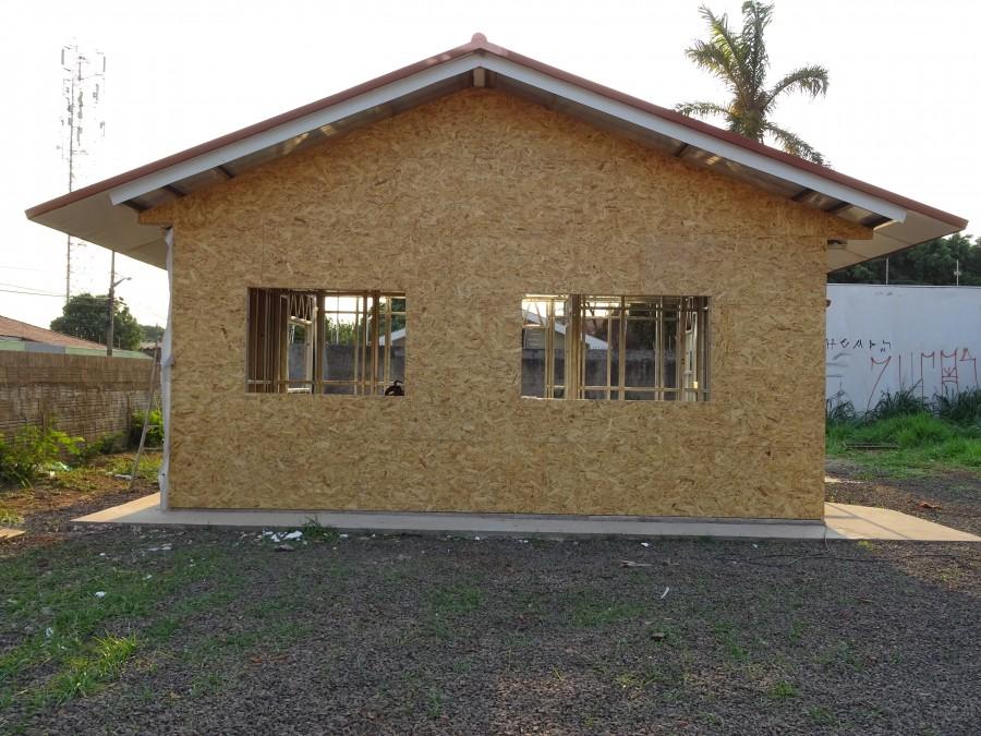 bdc23a88f912f Casa sustentável é 25% mais barata e fica pronta em 6 dias