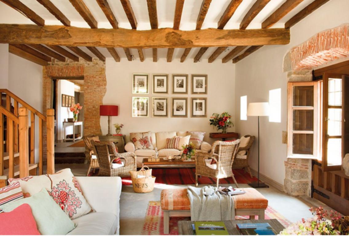 5 raz es para restaurar uma casa antiga para morar for Paletas de cocina decoradas
