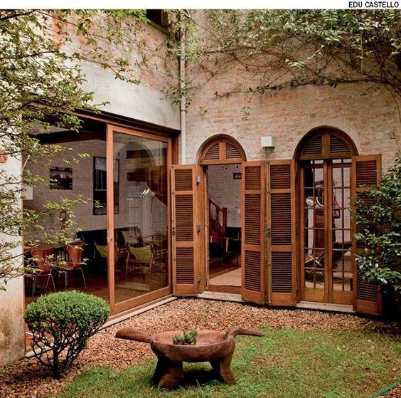 Blog da arquitetura 5 raz es para restaurar uma casa - Casas de campo restauradas ...