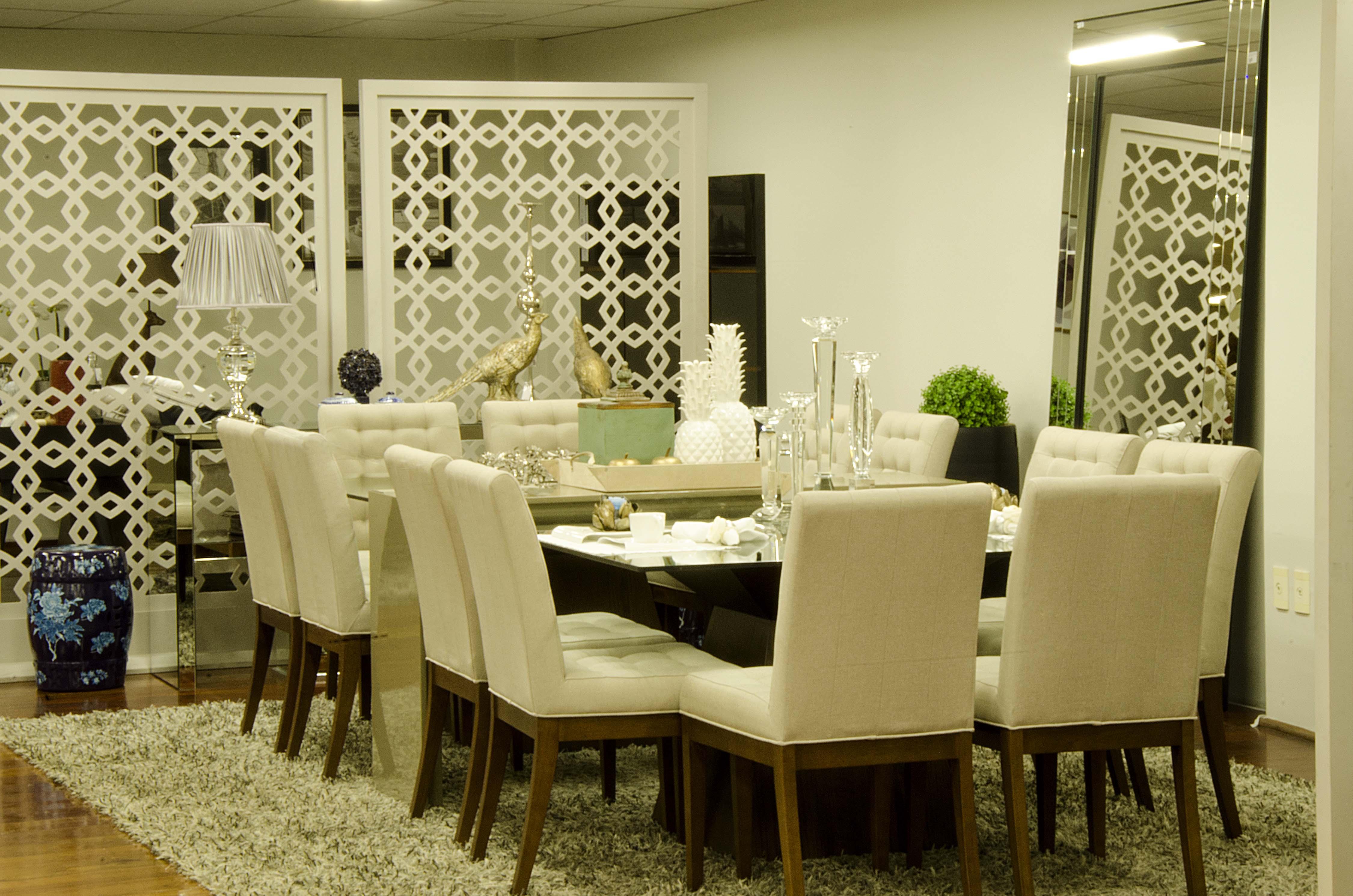 Divis Rias Vazadas Integram Ambientes ~ Divisoria Para Cozinha E Sala
