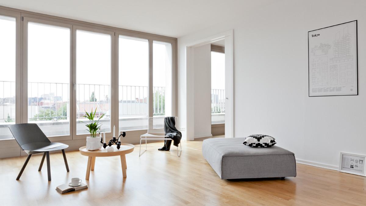 Minimalismo tend ncia em design decora o e estilo de Casas estilo minimalista interiores