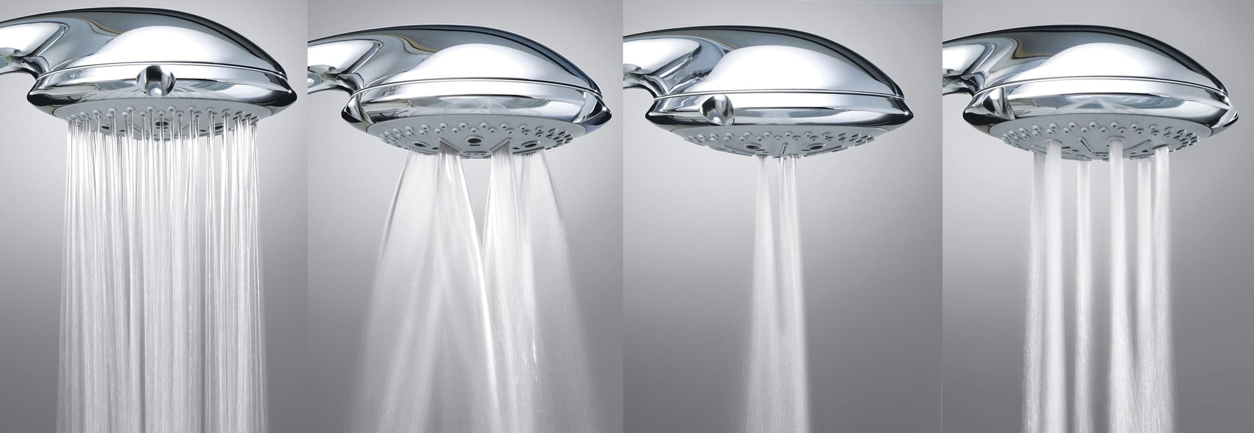 Resultado de imagem para chuveiros diferentes