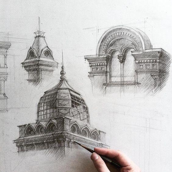 Suficiente É importante saber desenhar a mão livre na arquitetura? [+DICA] IG52