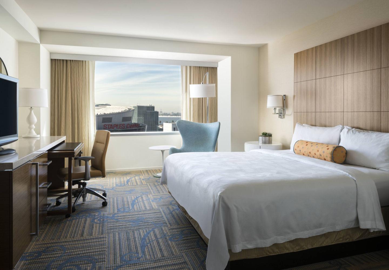 Imagem do quarto do hotel