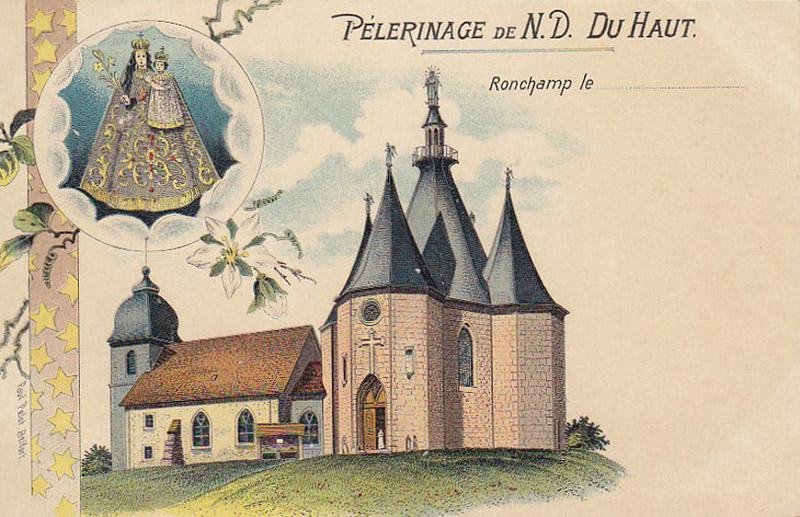 Capela Notre Dame