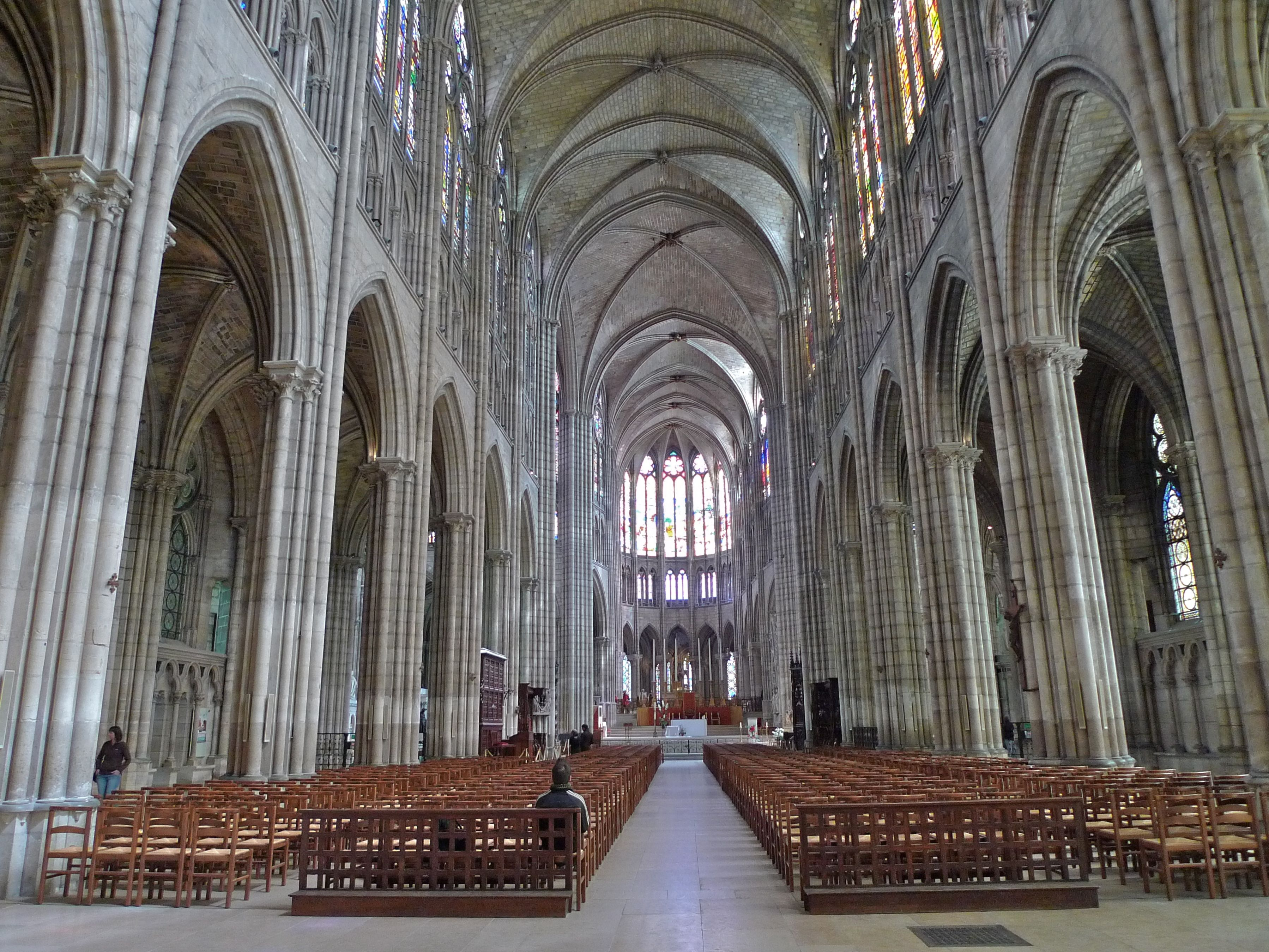 Construções com arquitetura gótica