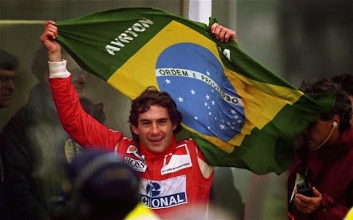 casas de Ayrton Senna