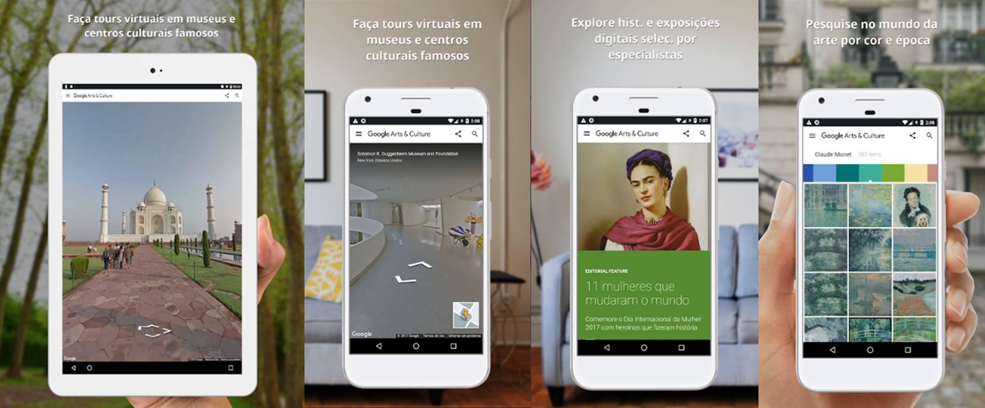 Google Arts and Culture