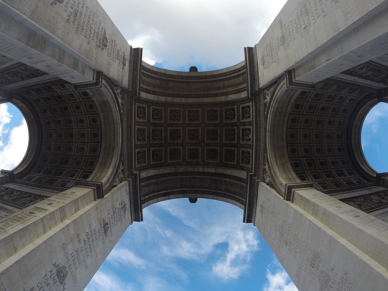 gopro na arquitetura