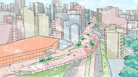 projetos de revitalização