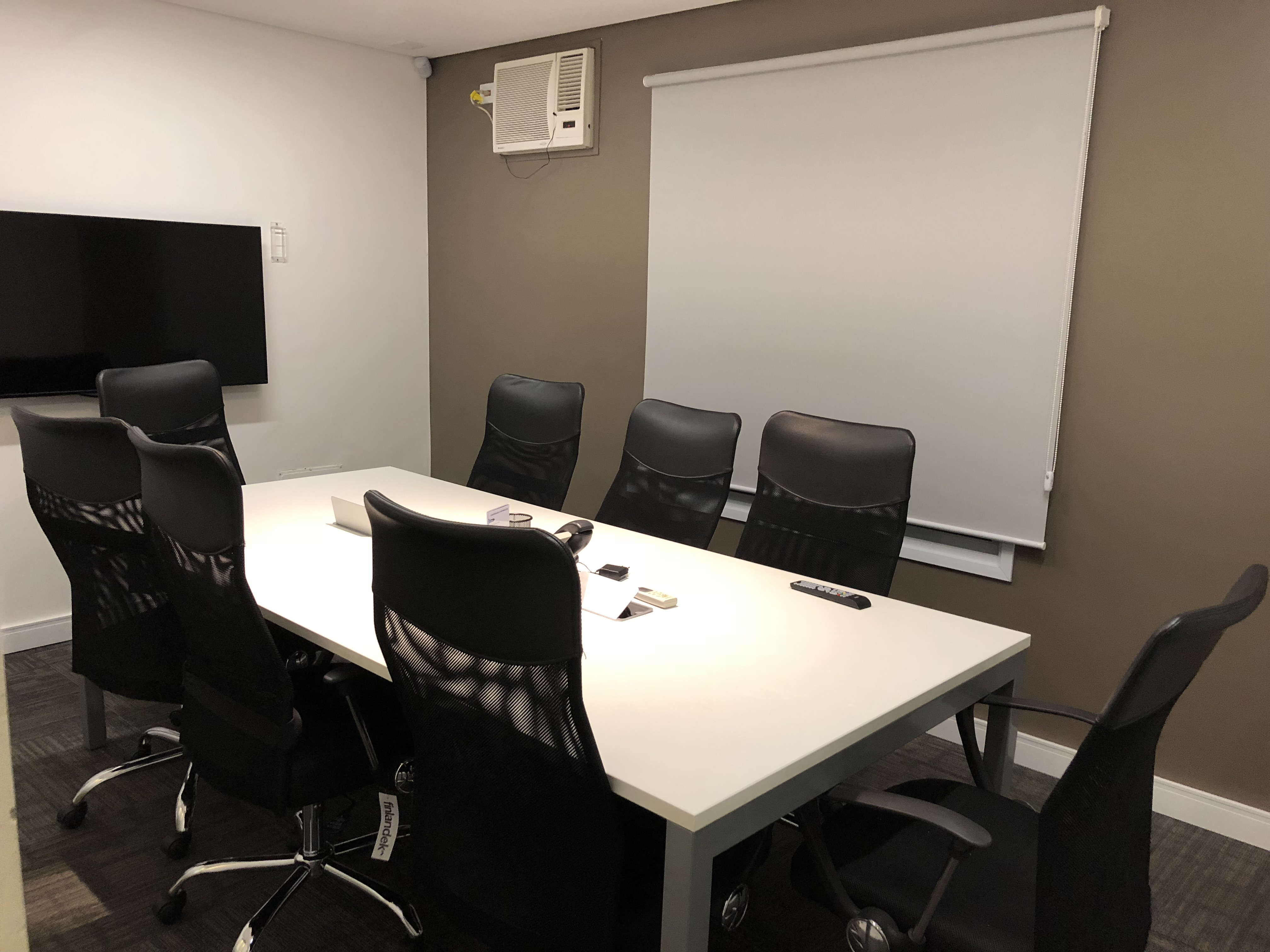 coworking VIP Office Vila Mariana