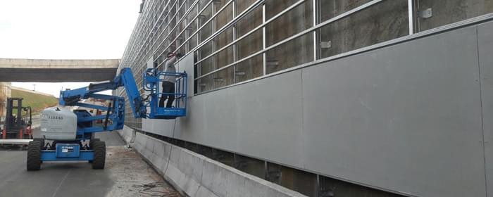 construção a seco CASACOR