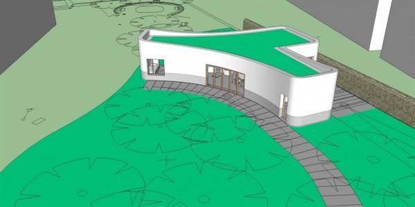 casa impressa em 3D